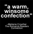 "Review Excerpt: ""a warm, winsome confection"""