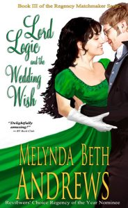 Lord Logic and the Wedding Wish Front Cover